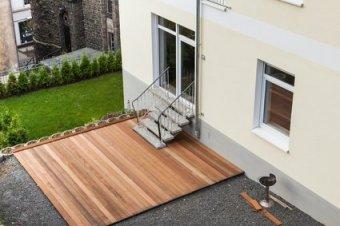 Holzterrasse Bauen terrasse bauen leicht gemacht: egal ob holz oder stein!